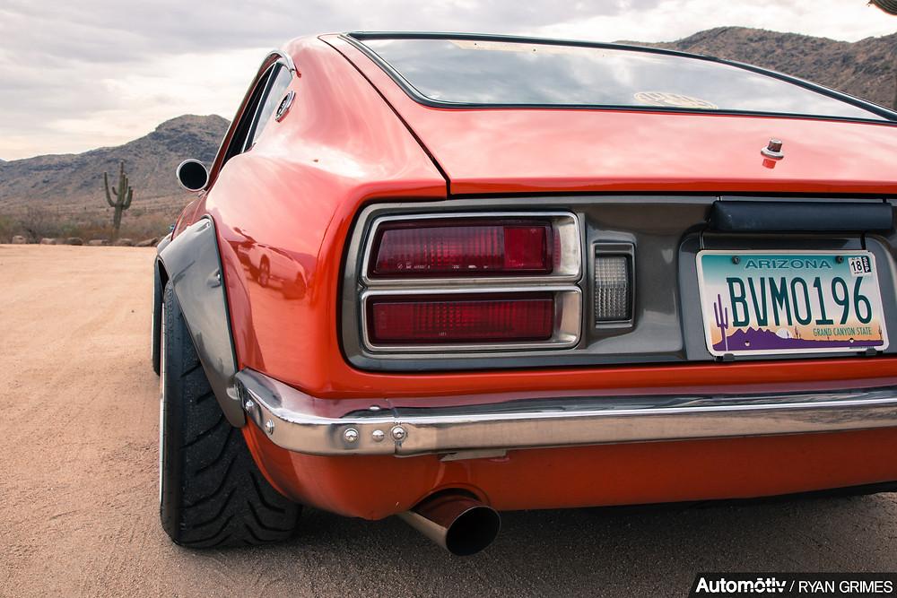 Gerald McClellan-1974 260 Fairlady Z-Phoenix, AZ-2