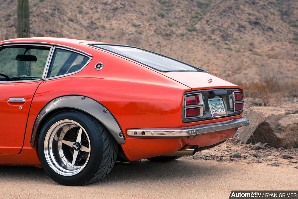 Gerald McClellan-1974 260 Fairlady Z-Phoenix, AZ-7