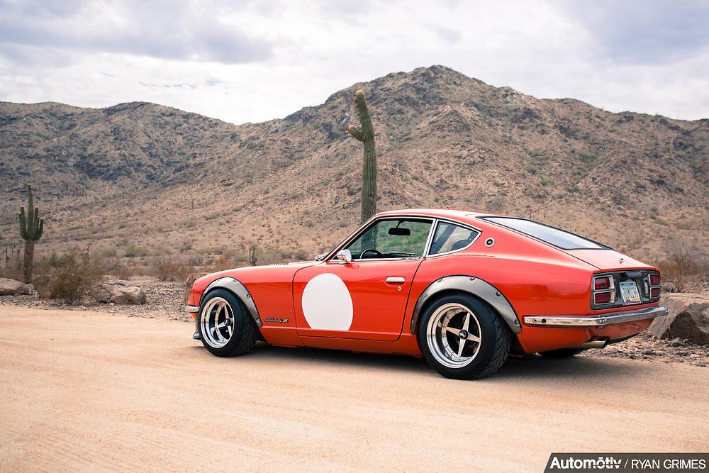 Gerald McClellan-1974 260 Fairlady Z-Phoenix, AZ-12