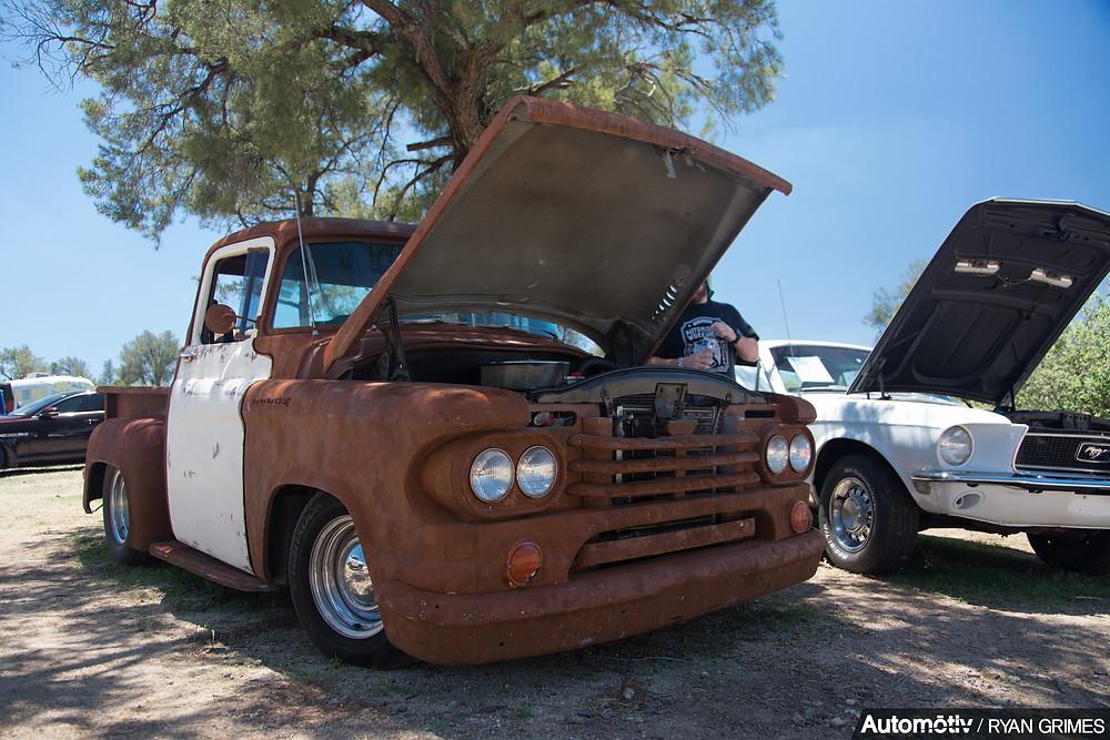 Watson Lake Annual Car Show - Prescott, Arizona