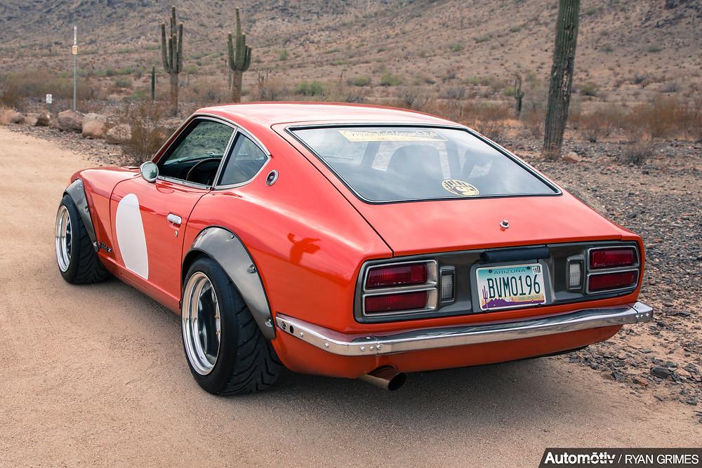 Gerald McClellan-1974 260 Fairlady Z-Phoenix, AZ-10