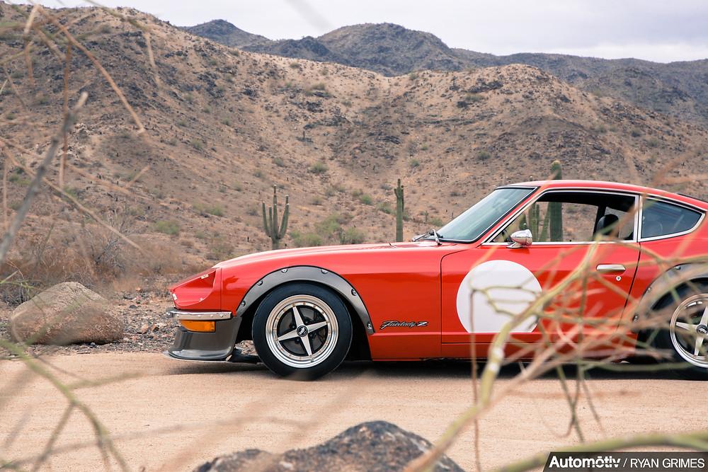 Gerald McClellan-1974 260 Fairlady Z-Phoenix, AZ-8