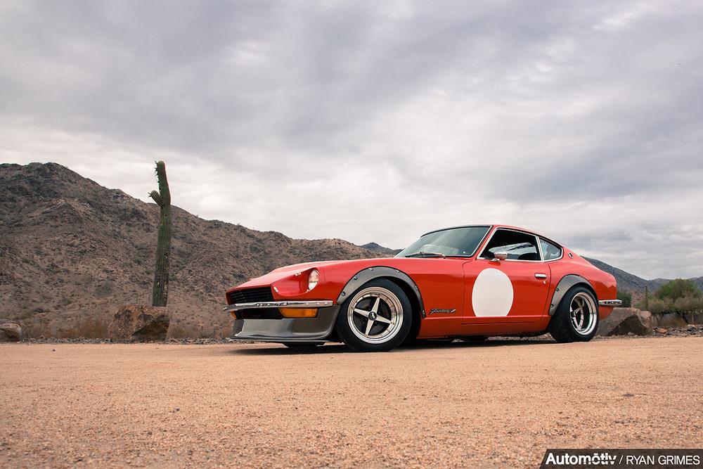 Gerald McClellan-1974 260 Fairlady Z-Phoenix, AZ-1