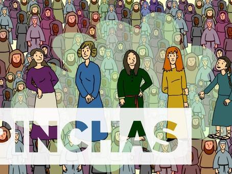 Weekly Message 07/02/2021 Parashat Pinchas