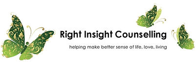 Right Insight Counselling new butterfly