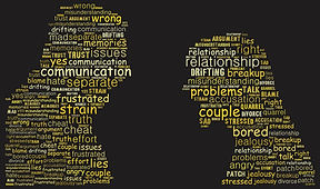 couples counselling Leeds arguing couple