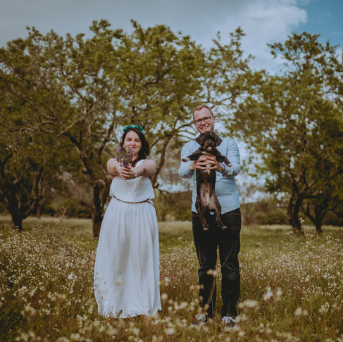 Alexandra & Michael | Preboda en Cartaya.