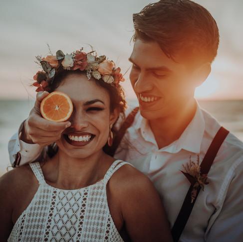 Raíces | Editorial de boda en el corazón de Doñana.