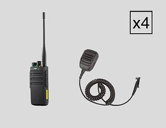 Location talkie-walkie Tours 37 Indre-et-Loire