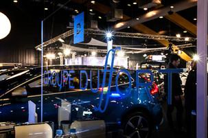 Salon de l'auto 2016 en Indre-et-Loire (37)