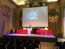 Intervention du 1er ministre lors d'un meeting en Indre-et-Loire (37)