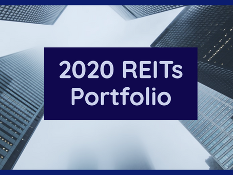 2020 Portfolio Picks
