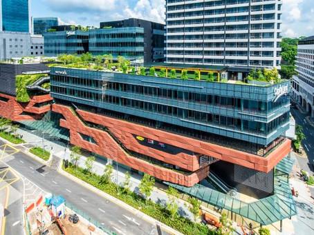 3 Good News About Capitaland Mall Trust's Funan Mall