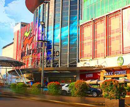 Lippo Mall Indonesia Retail Trust - Challenging Time Ahead