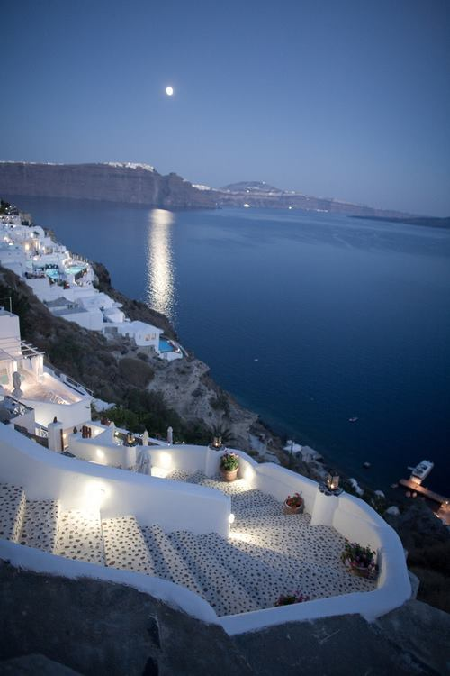 Santorini Retreat