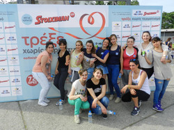 Running for Doctors without Borders