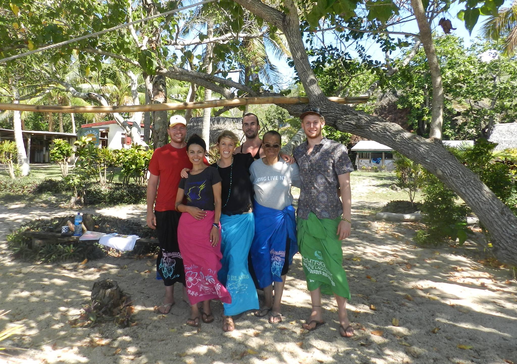 VoroVoro crew, Fiji
