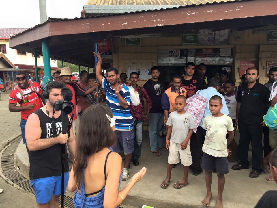 Fiji Open Market