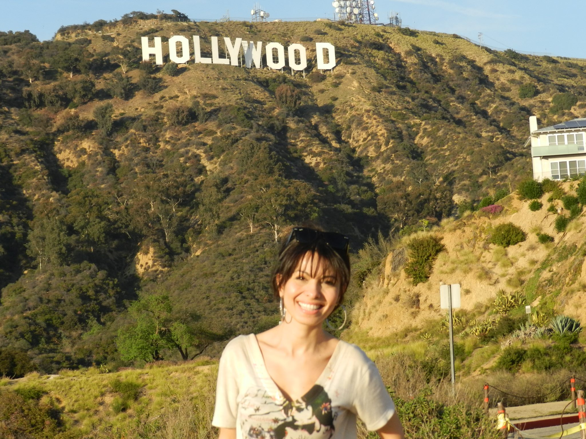 Maria in Hollywood