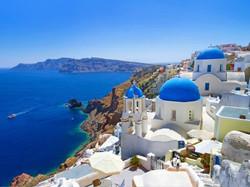 Luxury Santorini Retreat