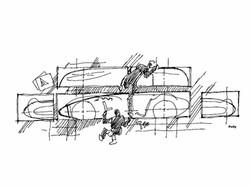 1958 Scarab MkI Build Sketch