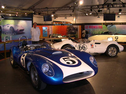 Scarab (1958) and Chaparral (1961)