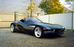 BMW Zeta Concept Car (1993)