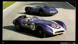 Two Scarab MkI vehicles (1958)