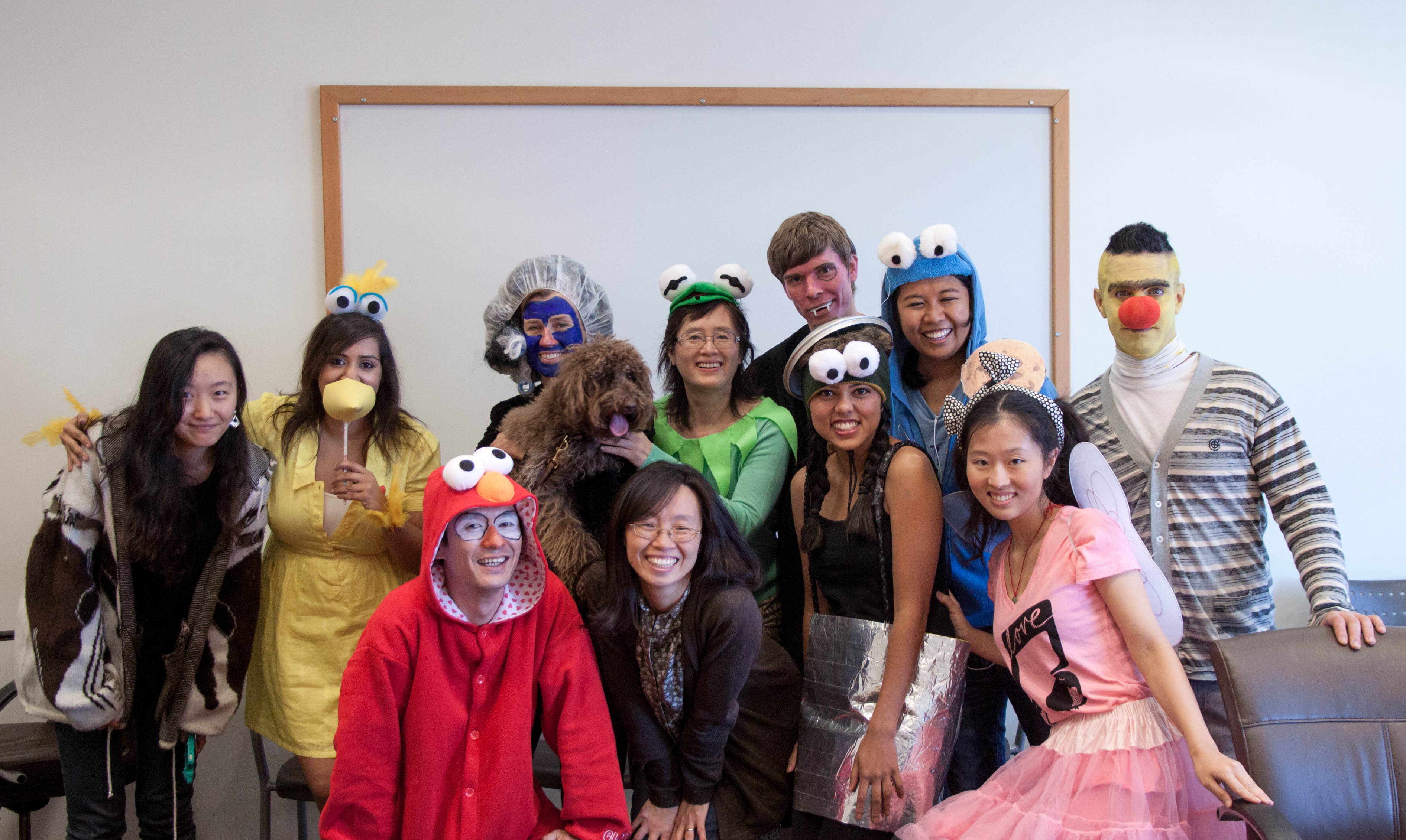 Halloween 2012 SesameStreet