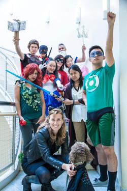 Halloween 2013 Superheroes
