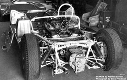 1958 Scarab MkI engine build