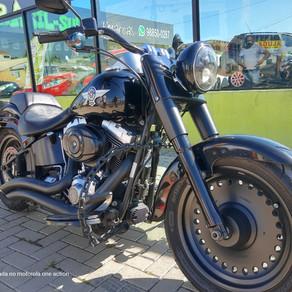 Harley-Davidson Fat Boy Low 2012/2012