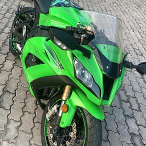 Kawasaki / Ninja zx 10R 2011/2011
