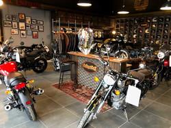 Royal Enfield store