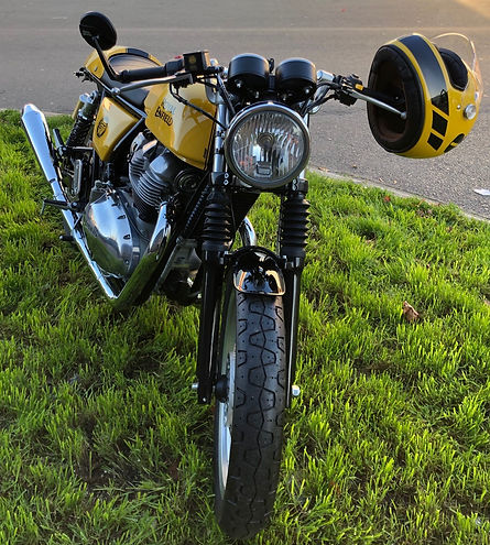 Royan Enfield Continental GT 650cc Kill