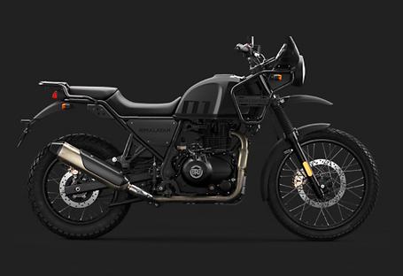 Tarif Royal Enfield Himalayan 400cc euro