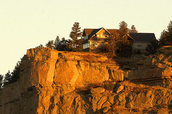 Indian Cliffs Residence