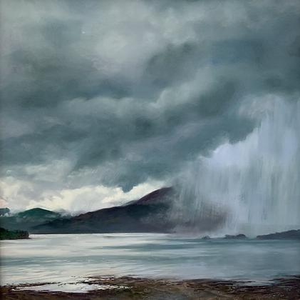 Rainswept, Loch Lomond