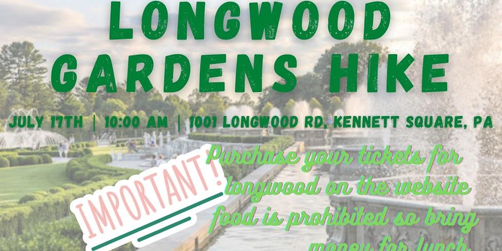 Longwood Gardens Hike