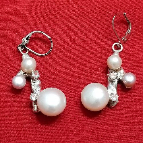 """""""Under The Sea"""" Earrings"""