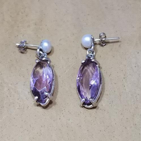 """""""Elegant Simplicity"""" Earrings"""