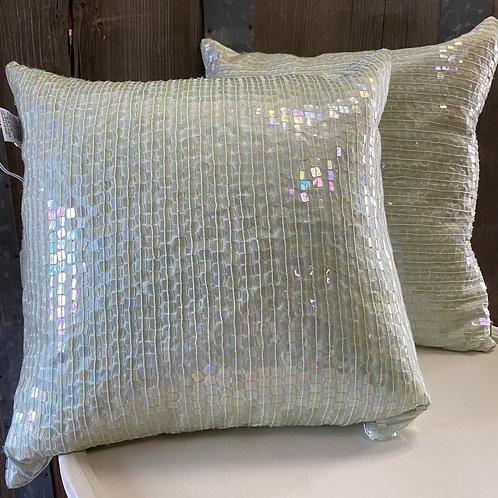 Set of 2 Sequin Pillows