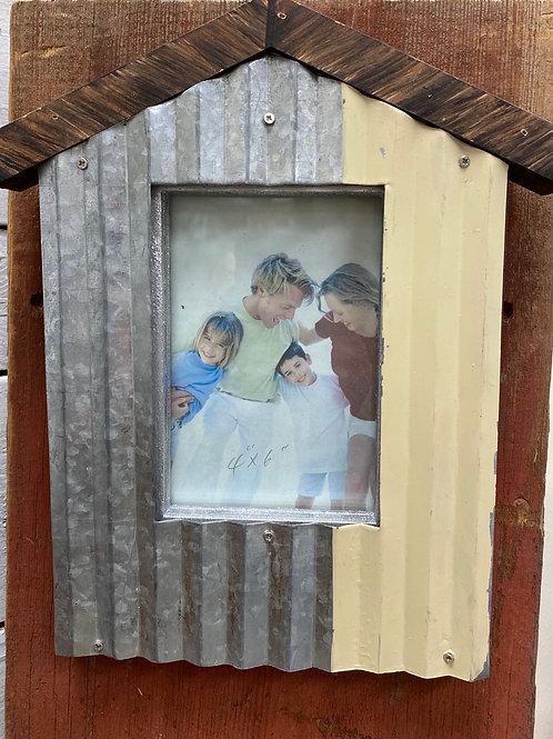 Barn Photo Frame