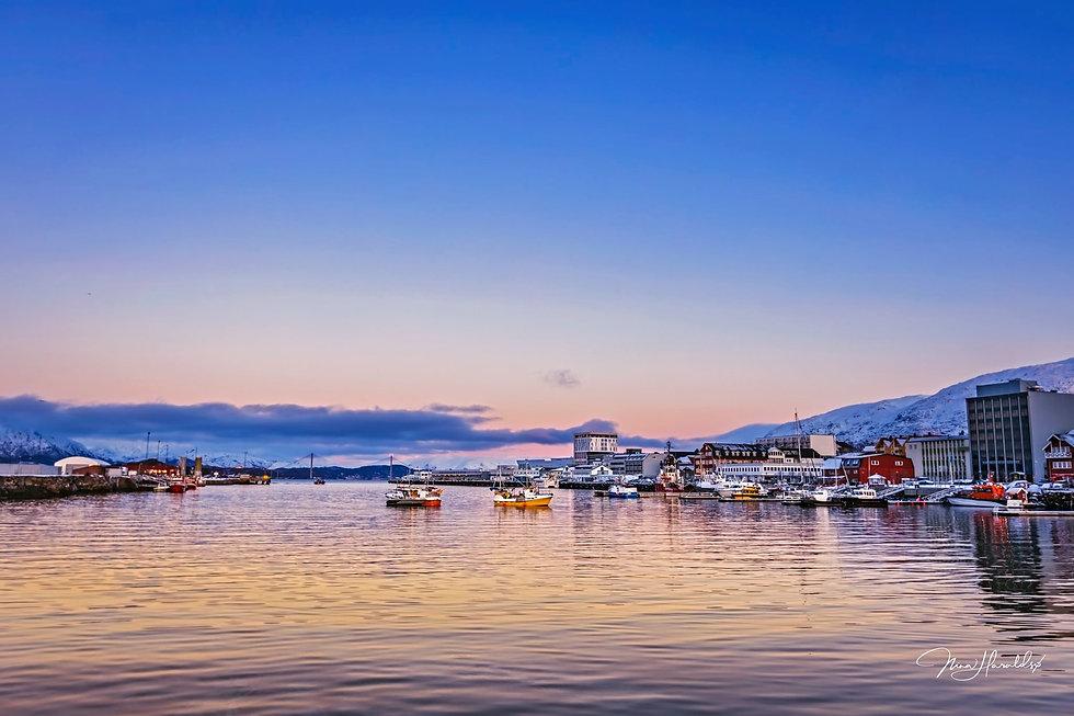 Sandnessjøen foto:Nina Haraldsen