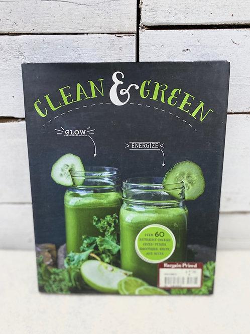 Clean & Green Cookbook