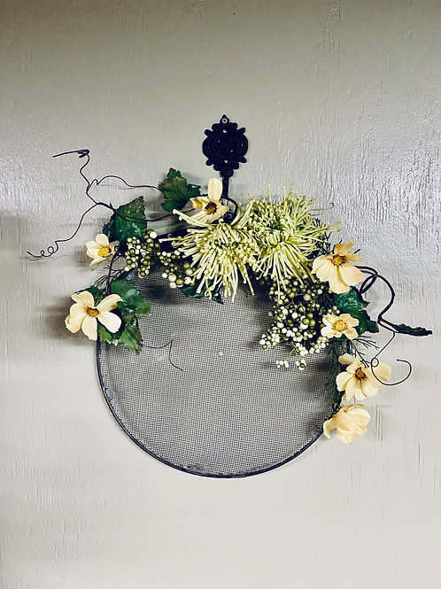 Handmade Spring Wreath