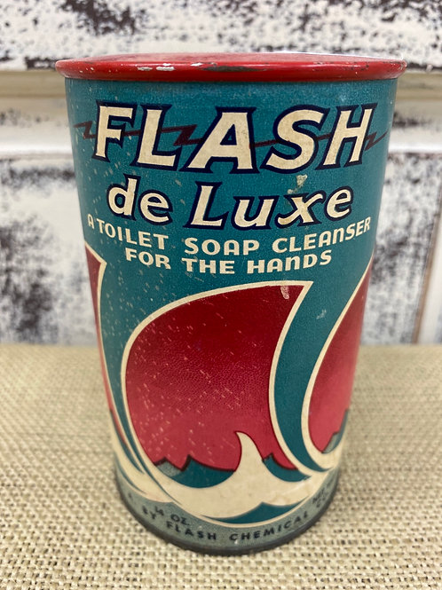 Flash DeLuxe Soap Cleanser