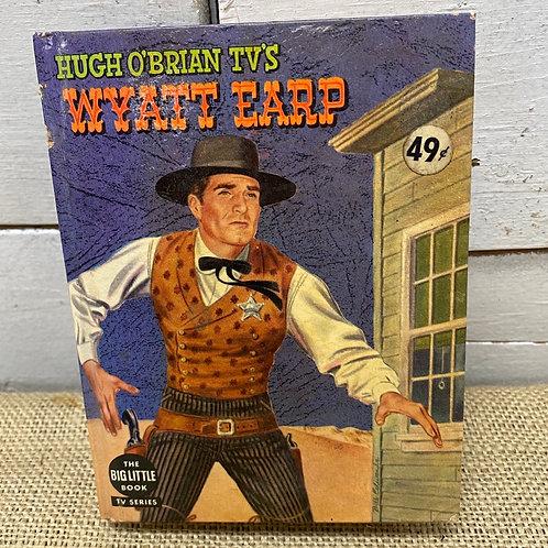 Wyatt Earp Big Little Book