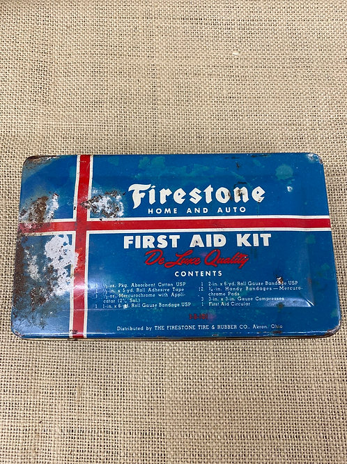 Firestone First Aid Kit