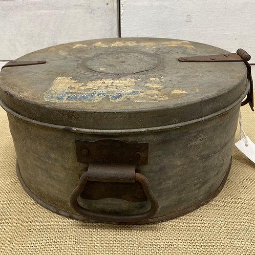 Vintage Movie Reel Box